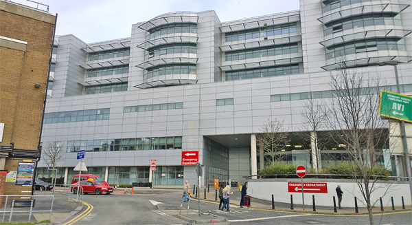 Currently there is no free parking for hospital staff in the north and the Royal College of Nursing says some nurses are having to pay up to £18 per day for parking at the hospital facilities in Belfast