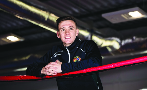 Brendan Irvine has established himself as one of the top names in the Irish Elite team despite being just 21 years-old\nMandatory Credit ©INPHO/Tommy Dickson