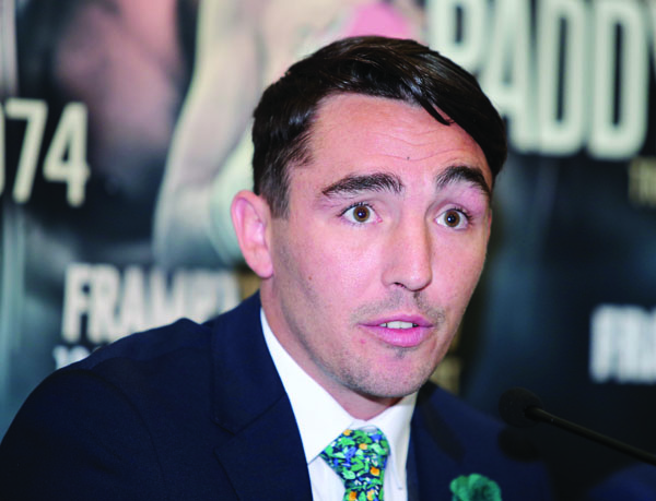 Jamie Conlan is thrilled to finally get his big chance