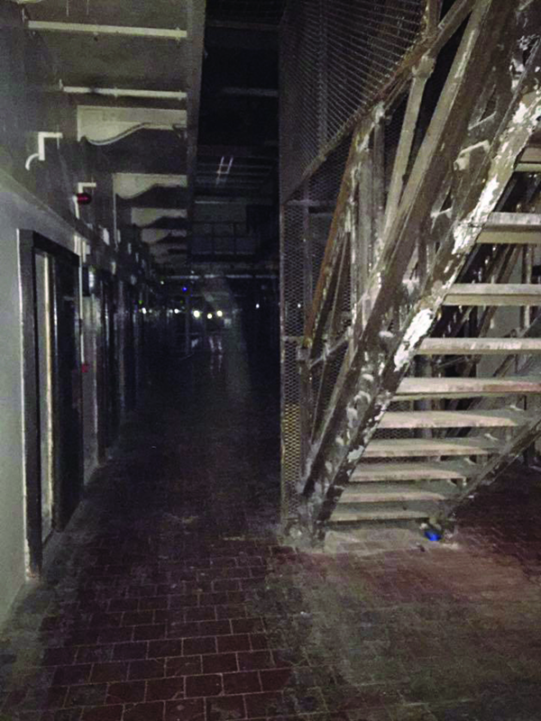 IT'S BACK: The popular Ghost Hunt paranormal tour returns to the Crumlin Road Gaol