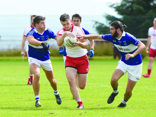 Lámh Dhearg and St John's have met twice already this year, but Sunday\'s game is much higher stakes\n\n