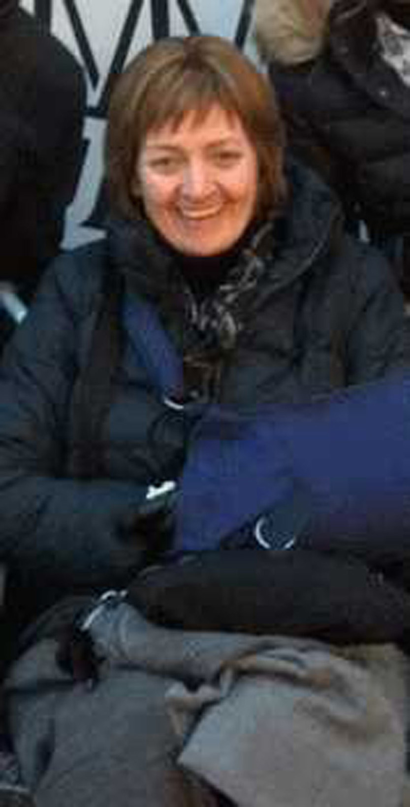 Anne O'Neill (51) was found dead in the back garden of a Finaghy house