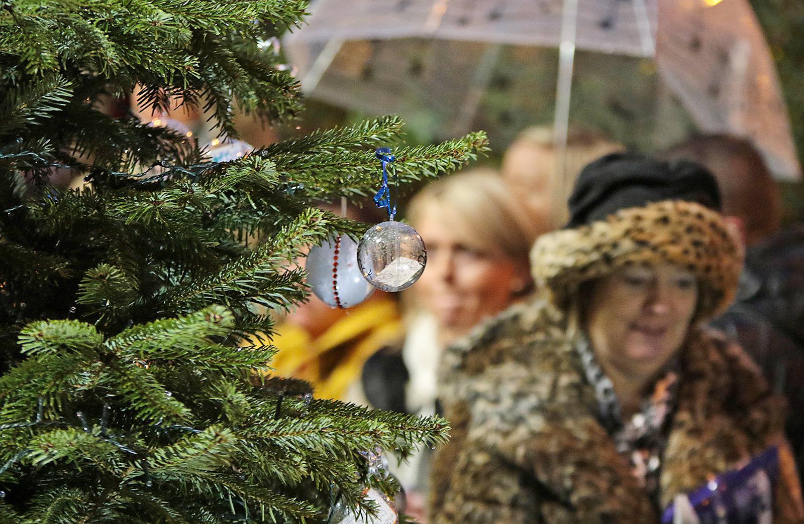 The Tree of Lights ceremony has been organised every year since PIPS opened