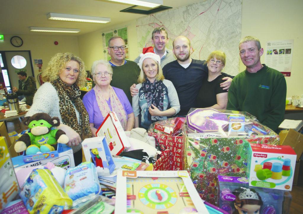 Christmas Meal Belfast Foodbank 2020 Record Christmas for North Belfast food bank | Belfast Media