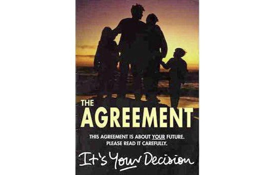 Today marks the 20th anniversary of the Good Friday Agreement