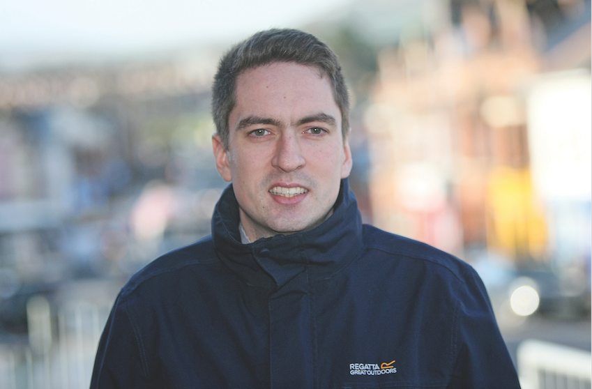 OPPOSE: Cllr Collins is organizing tomorrow's protest