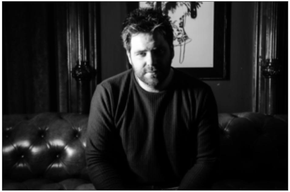 SINGER:Michael Kerr is releasing a new EP next week in Belfast