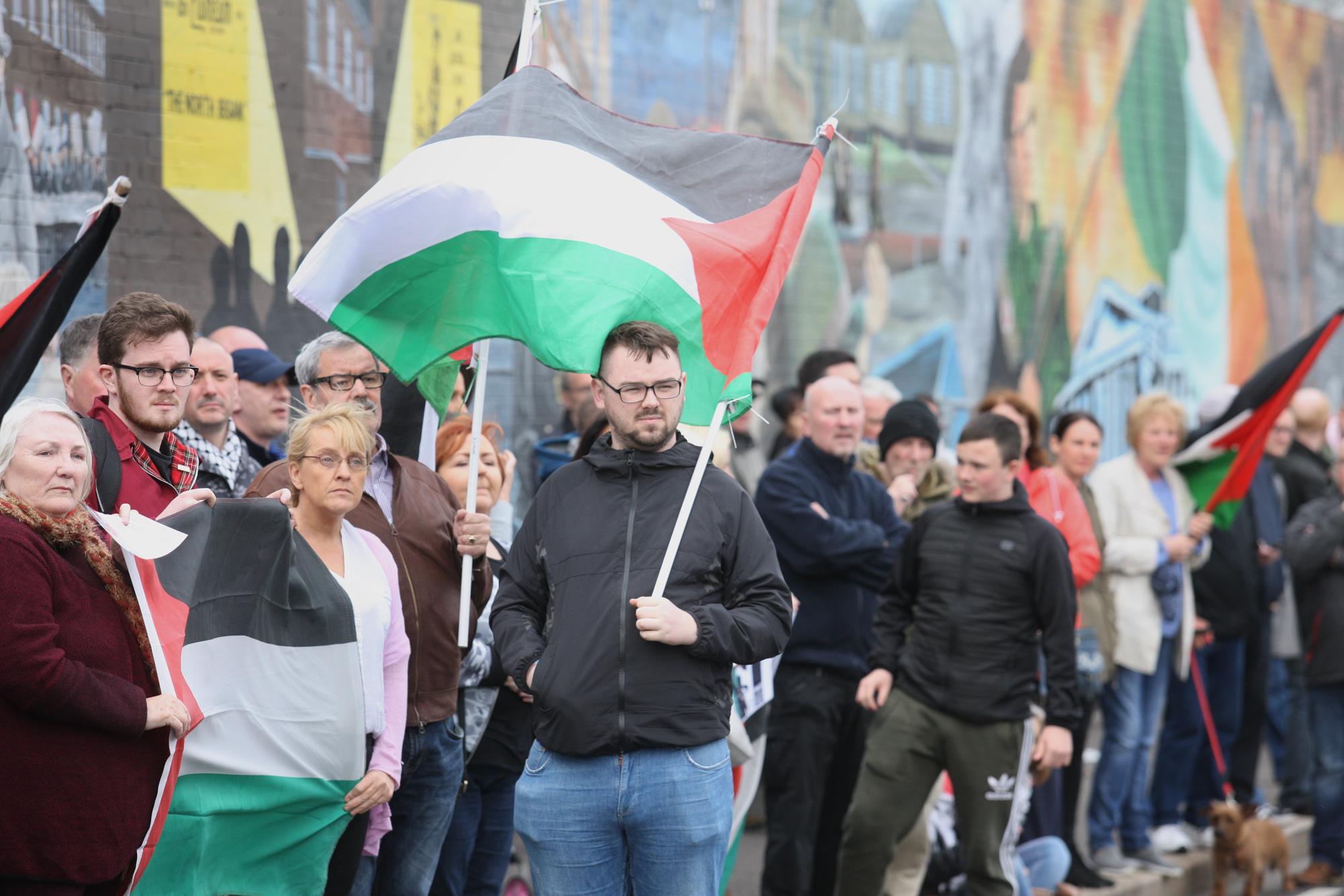 Belfast for gaza 1505tm18 08