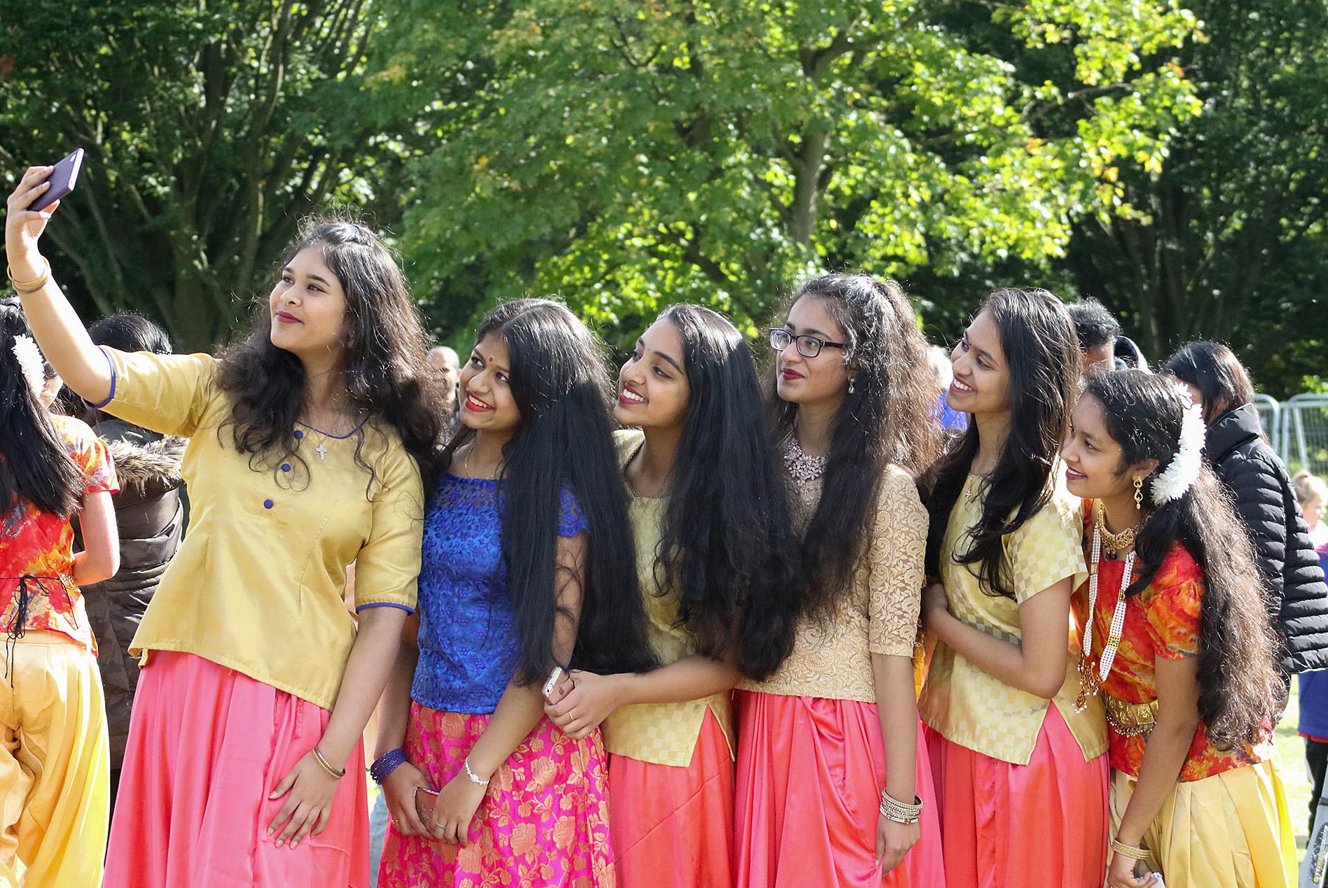 Belfast indian festival at falls park sat 22 9 18 13