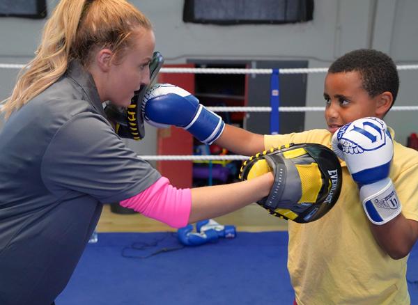 Corpus christi boxing