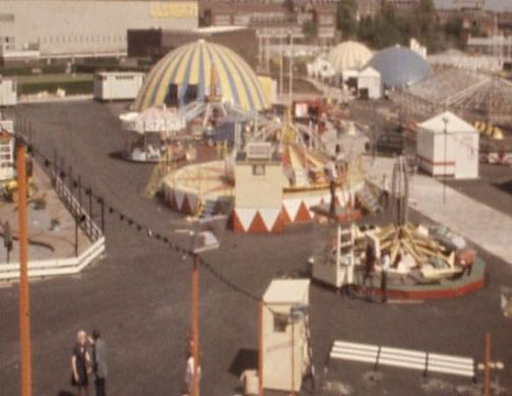 IS THAT IT? The fairground attractions at the Ulster '71 exhibition were modest, to say the least