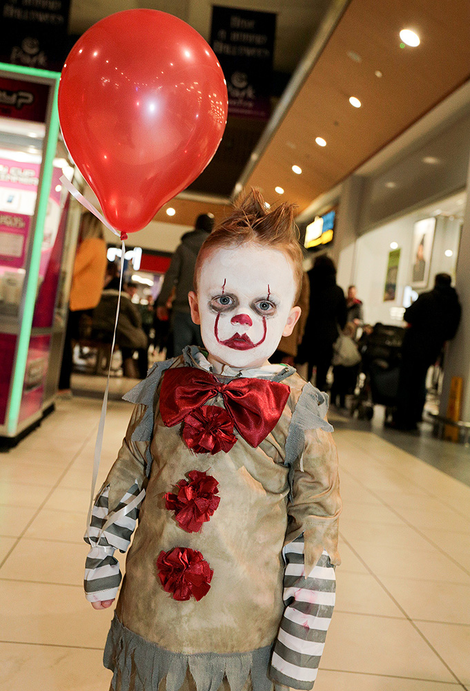 Halloween at the park centre 26 10 18 1