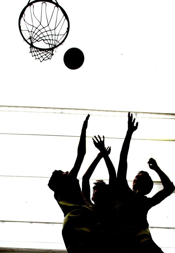 Basketball hazelwood to use