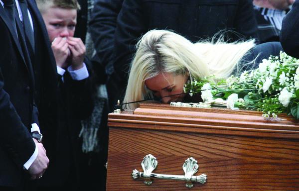Jim donegan funeral new