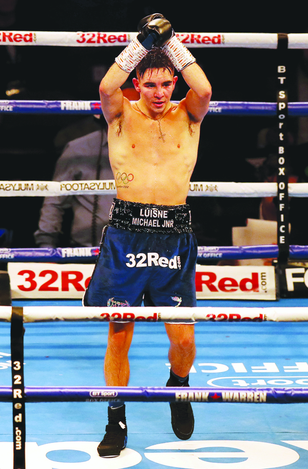 Michael Conlan believes 2019 will be his breakout year