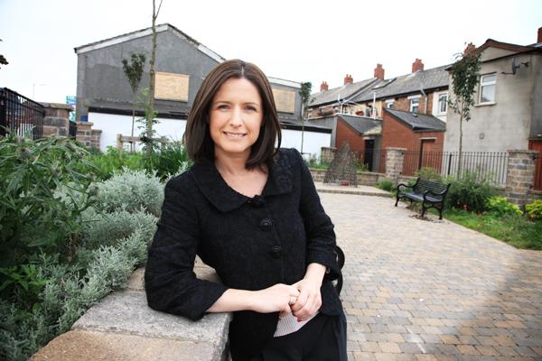 South Belfast MLA Paula Bradshaw