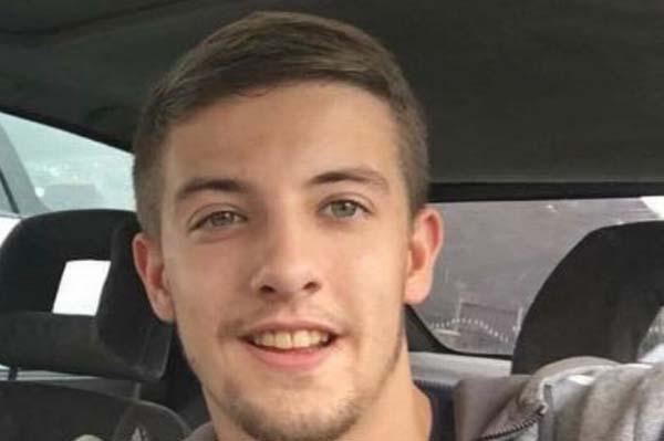 TRAGIC: Darren O'Neill (22)