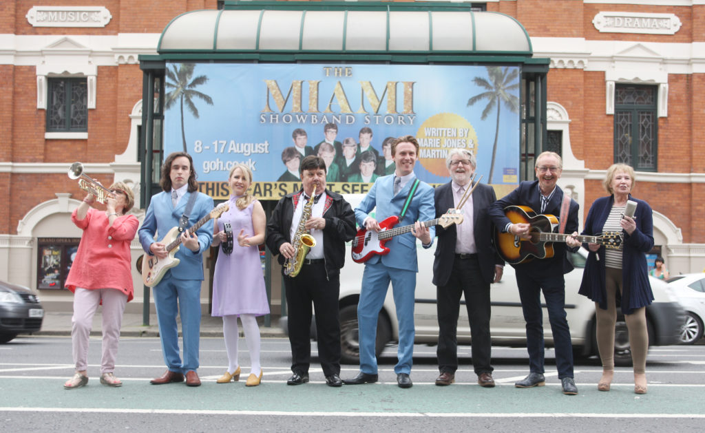 LET THE MUSIC PLAY: Showband fans are in for a treat as a new Grand Opera House musical tells the story of the legendary Miami