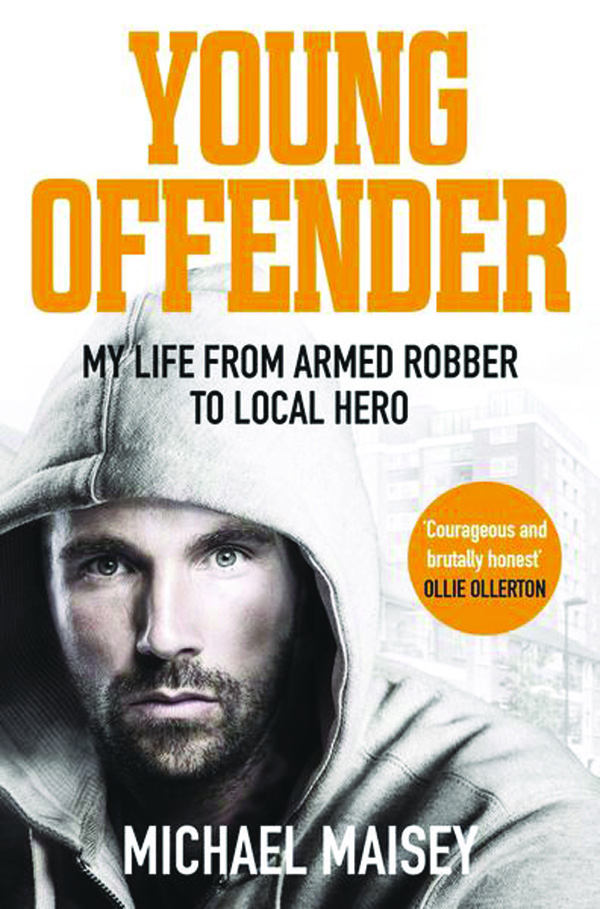 Young Offender by Michael Maisey