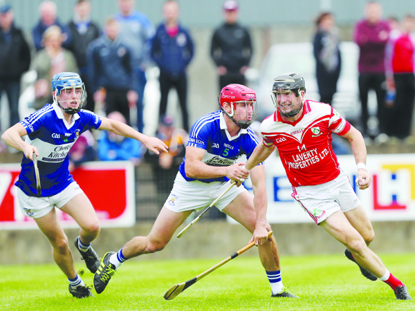 St John's also travelled to Loughgiel in the group stages last year for a game won by the hosts