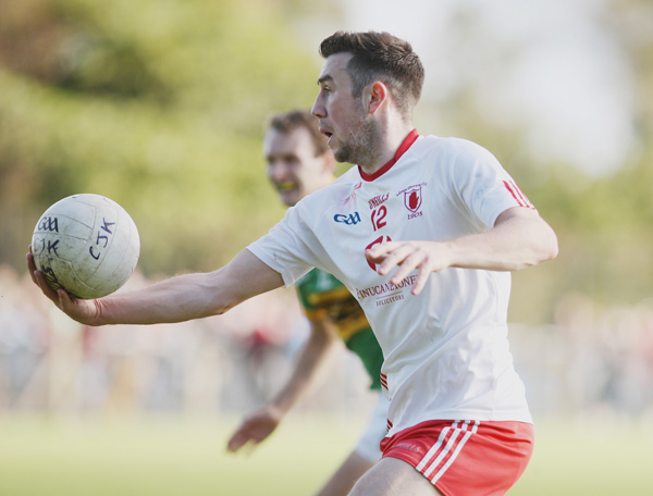 Conor Murray's return from injury is a huge boost to Lámh Dhearg going into this year's Senior Football Championship