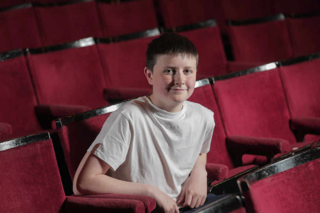 Fionntán MacGiolla Cheara is set for a memorable summer, having been chosen to play a lead role in the Grand Opera House's Summer Youth Production, Bugsy Malone.