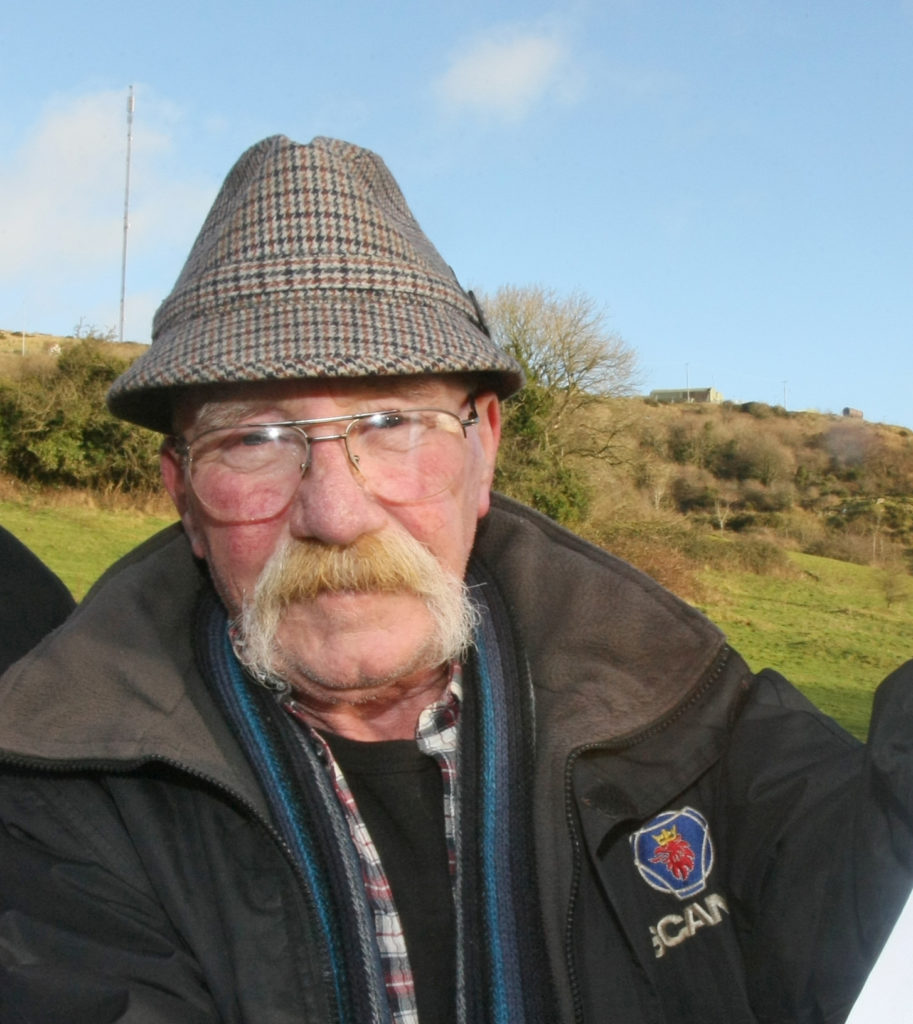 Seamus Conlon (70) was knocked down by a stolen car outside the City Cemetery