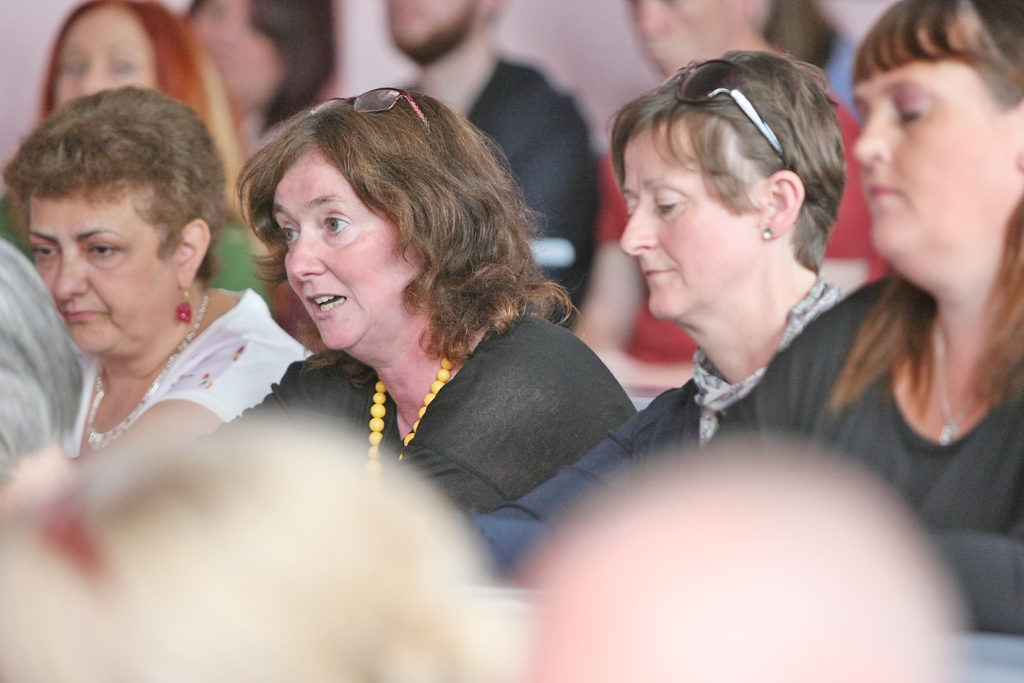 QUESTIONS: Sara Boyce says no statutory waiting times exist