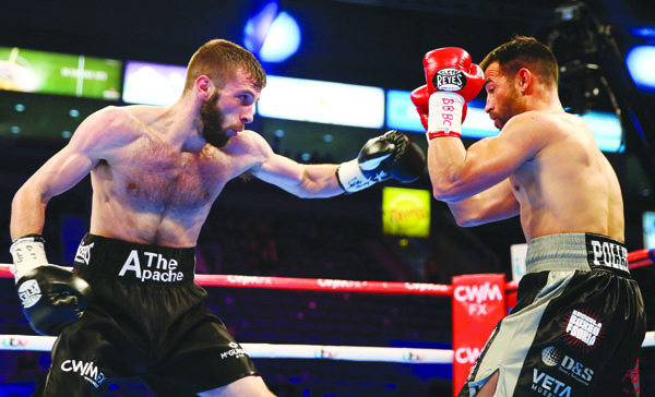 Anthony Cacace will challenge Sam Bowen for the British super-featherweight title in Birmingham on November 30