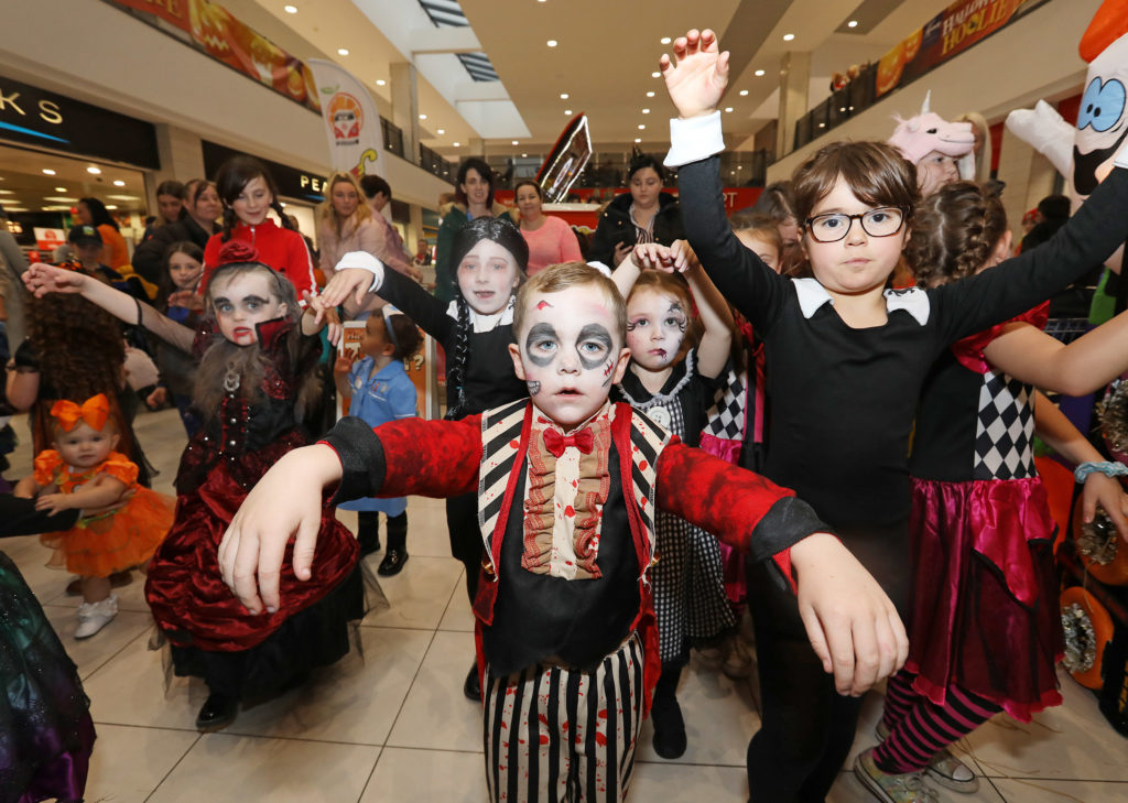 Halloween fun at the Kennedy Centre