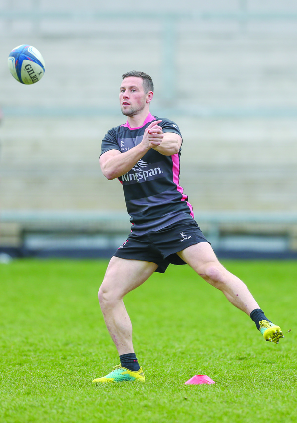 John Cooney hopes Ulster can maintain their winning momentum on Saturday