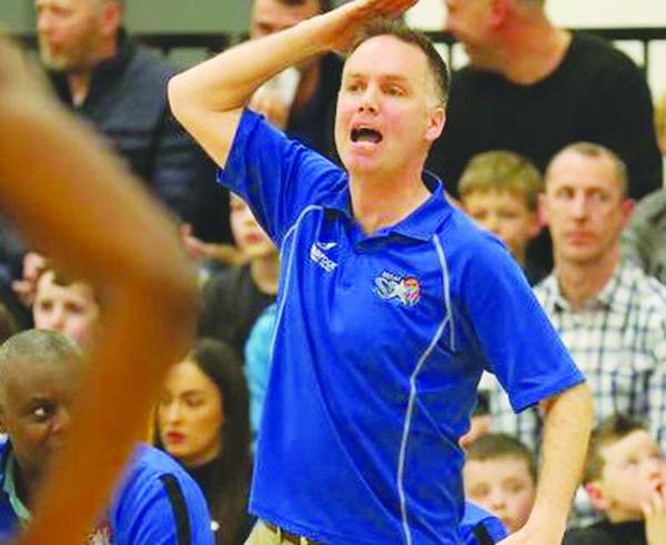 Belfast star coach adrian fulton