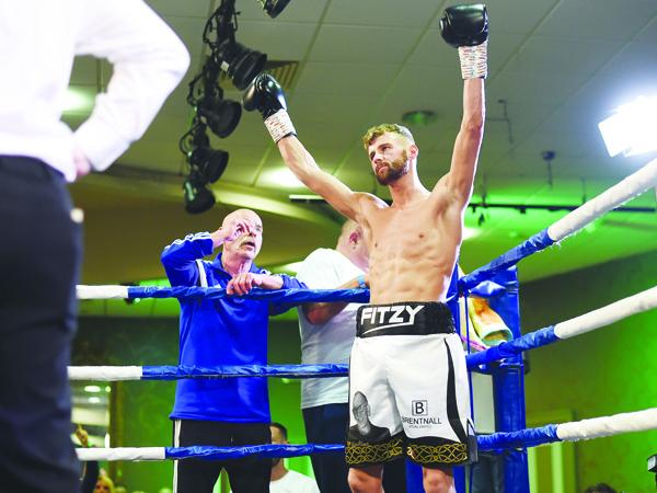 Celtic clash pro boxing at the devenish 222505mth19