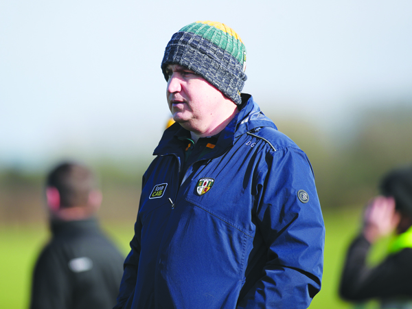 Darren Gleeson has praised the work-ethic of his players