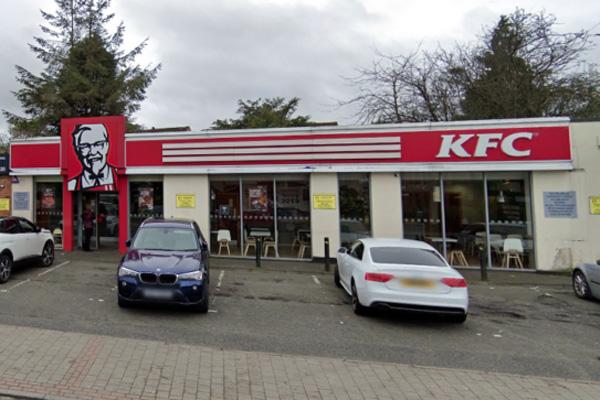 KFC in Glengormley