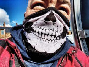 The masks of Belfast