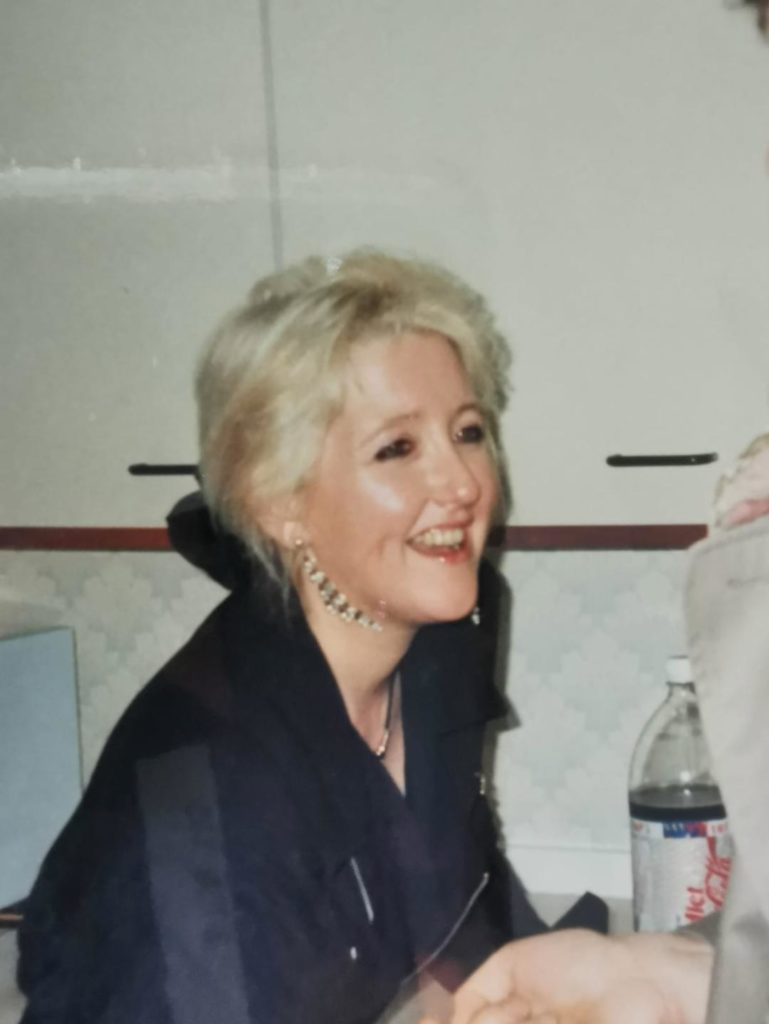 "CAROL O'CALLAGHAN:: ""She was like a sister to me"""