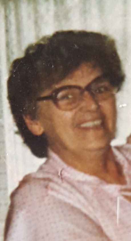 Dorothy Ferguson who passed away in Our Lady's nursing home