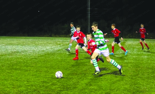 Young Belfast Celtic players will benefit from the coaching expertise of their Glasgow cousins through its International Club Partnership Programme