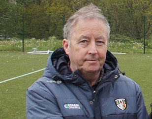 South Antrim Chairman, Frank Caldwell