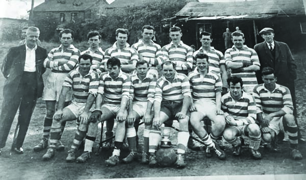 Greencastle, Wolfe Tones' footballers of the past
