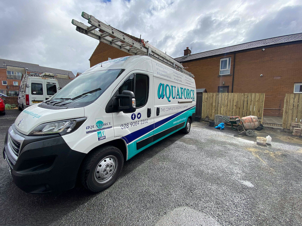 AQUAFORCE: First choice for home building and contracting work[/caption]