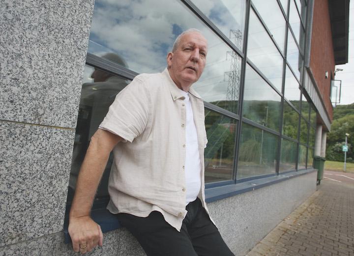 FINAL FAREWELL: Bobby Storey at Teach Basil
