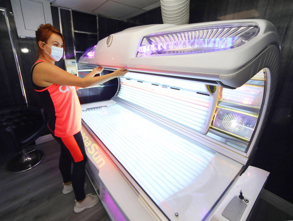 LOCKDOWN LIFTED: HeatWave Tanning on the Oldpark Road is a one-stop shop for beauty treatments